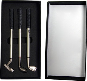 Golf penn-set 3-pack