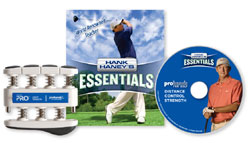 Grepptr�nare Prohands l�tt + dvd golf