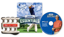 Grepptr�nare Prohands medium + dvd golf