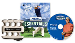 Grepptr�nare Prohands tung + dvd golf