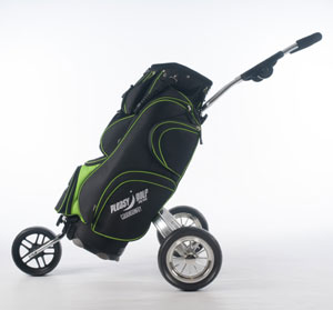 CaddieAway Package golfcart + bag all-in-one Basic