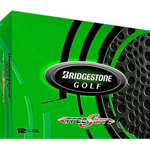 Golf balls Bridgestone TreoSoft 12-pack