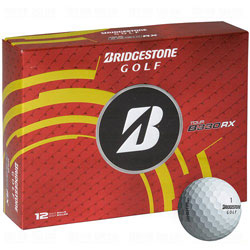 Golf logo bollar Bridgestone Tour B330-RX 12-pack