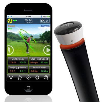 Golf Swing Analyzer GSA Pro Android
