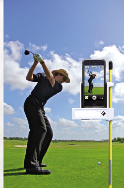 Universal Smartphone Holster PLUS golf