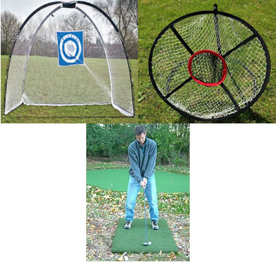 Golf Home Practice Package Extra Plus Outdoor