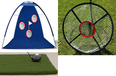 Golf Home Practice Package Extra indoor outdoor