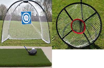 Golf Home Practice Package Extra Outdoor