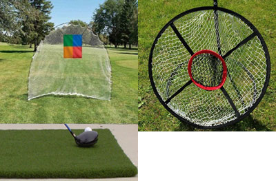 Golf Home Practice Package Mobile Basic Outdoor Indoor