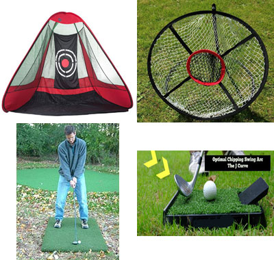 Golf Home Practice Package Mobile Extra Plus Deluxe In/Out
