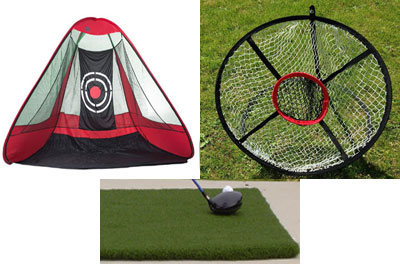 Golf Home Practice Package Mobile Extra Outdoor Indoor