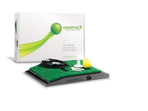 Golf simulator Basic paket f�r hemmabruk