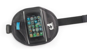 Smartphone hållare Touch Screen armband