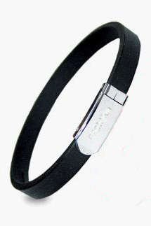 Energiarmband sport/fashion svart