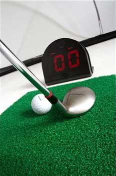 sport hastighetsmätare golf hockey fotboll innerbandy