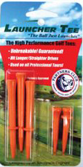 Launcher peggar orange 10-pack