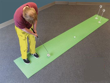 Putting Green package 3.30 m x 60 cm