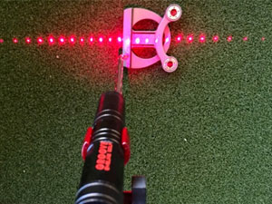 Putting Laser Pro Plus Outdoor or Indoors
