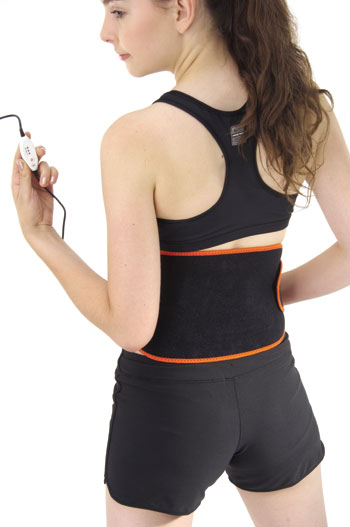 Healing Therapy Infrared heat/cold/support 3-in-1 Back