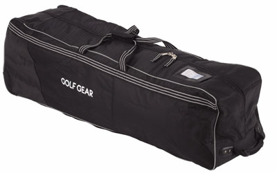 Golf Travel cover golf Pro Deluxe XLarge with wheels black
