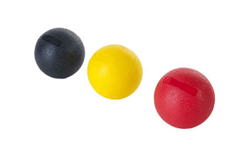 Massage Trigger Point bollar 3-pack