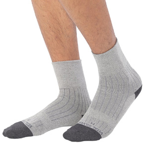 Dress Socks Ladies grey VS functionXtra+ 38-42