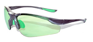Solglas�gon golf Easy-green gr�
