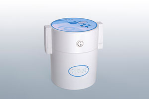 Water ionizer healty water