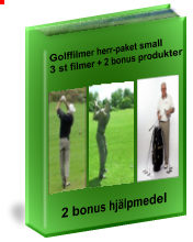 Golffilmer medium-paket Video