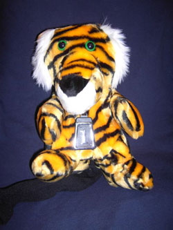 Headcover djur tiger