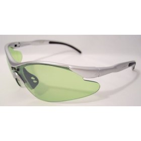 Solglas�gon golf Easy-green silver