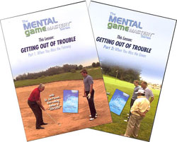 Mental game getting out of trouble 1 & 2 DVD