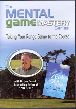 Mental game: taking you range play to the course DVD