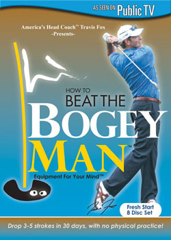 How to beat the Bogey man paket DVD & CD