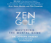 Ljudbok Zen Golf 4 CD