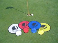 Shortgame targets 4-pack
