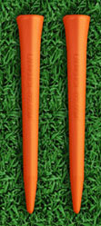 Launcher peggar long driving orange 2-pack