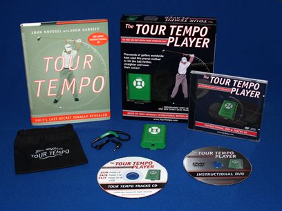 Tour tempo book and Player Bundle