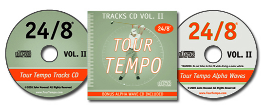 Tour Tempo CD Vol II 21/7