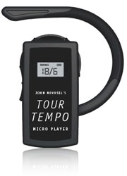 Tour Tempo Micro Player + adapter
