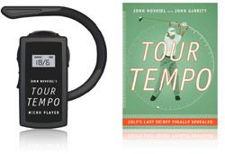 Tour Tempo book + Micro player + adapter